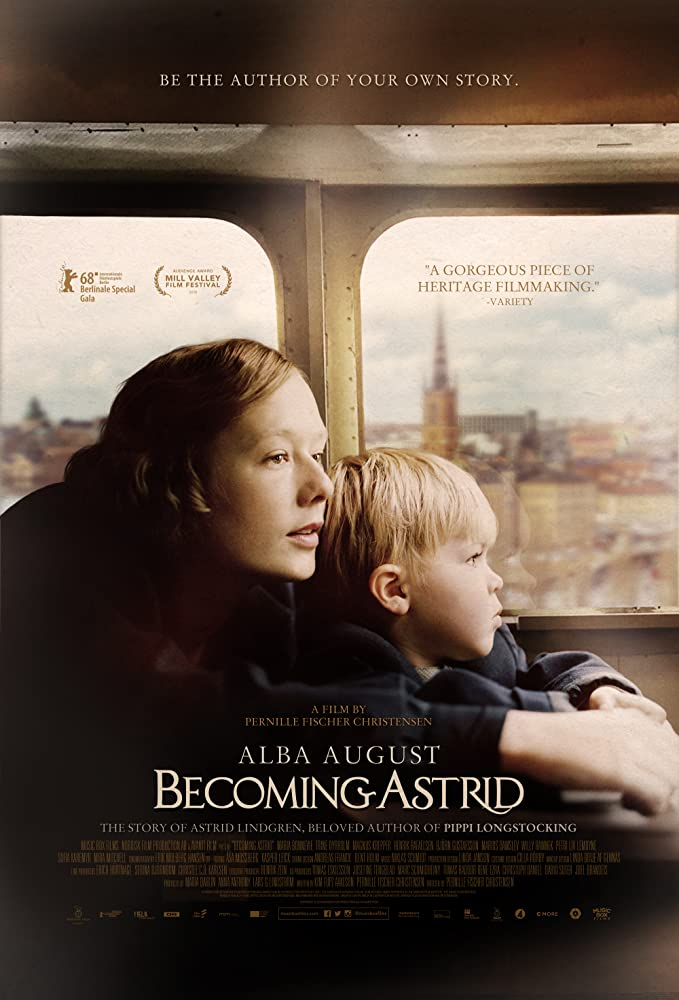 Book to Film Club - Becoming Astrid