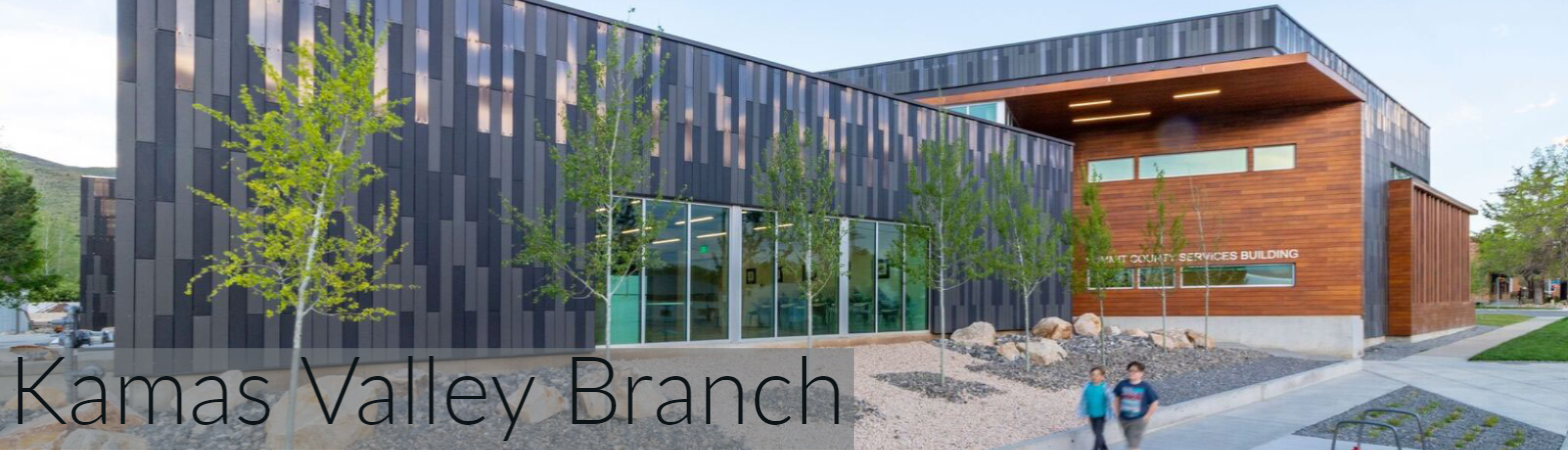Kamas Valley Branch