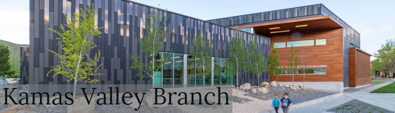 Kamas Valley Branch