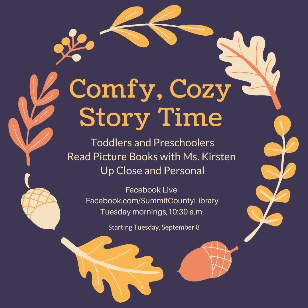 Comfy, Cozy Story Time