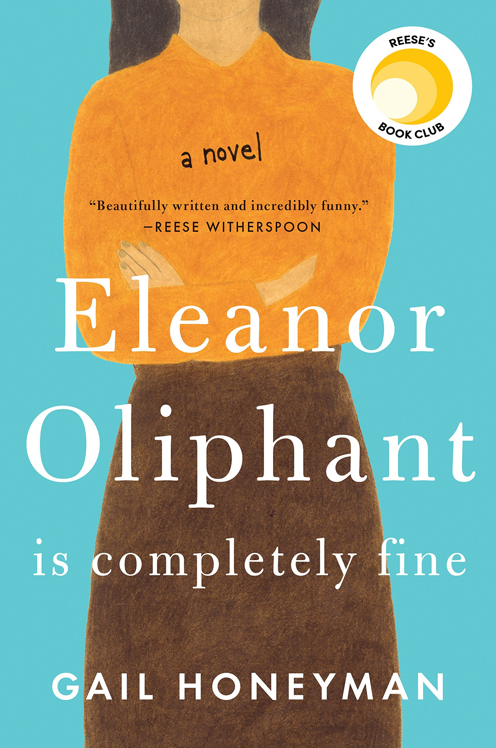 Coalville Book Club (Eleanor Oliphant is Completely Fine)