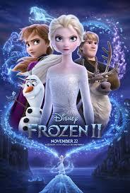 Spring Break Movie: Frozen 2 at Kamas