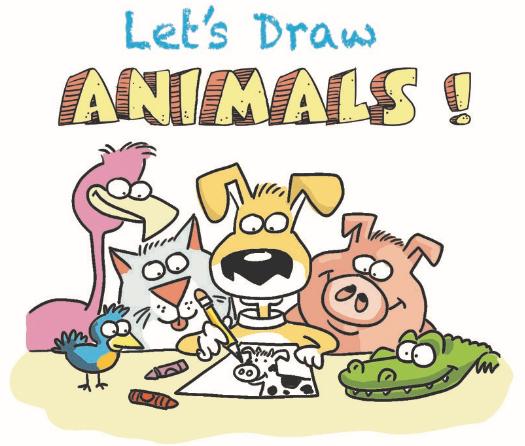 Let's Draw Animals