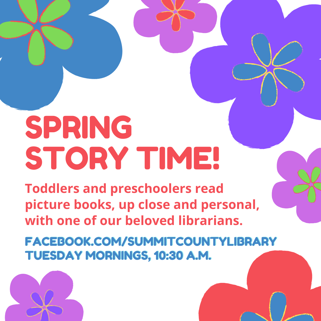 Spring Story Time