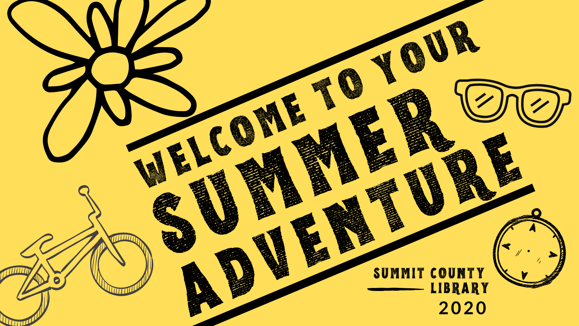 Welcome to Your Summer Adventure