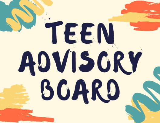 Teen Advisory Board and Book Group at Coalville
