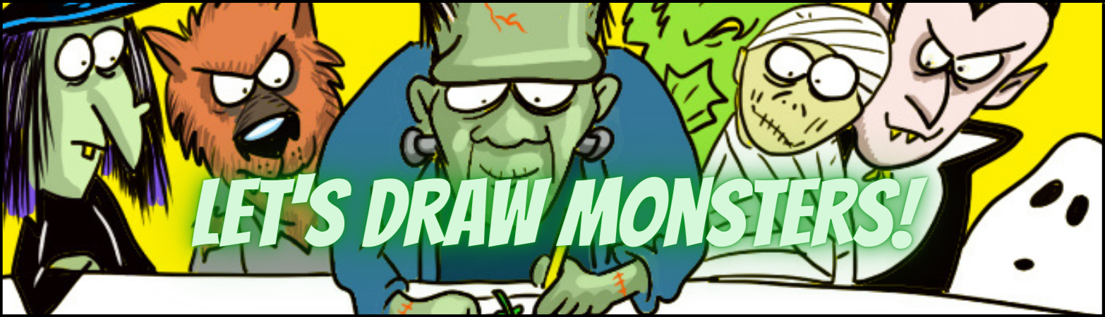 Let's Draw Monsters
