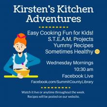 Kirsten's Kitchen Adventures