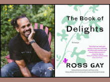 Ross Gay One Book One Community