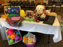 All this and more at Library Rhyme Time!