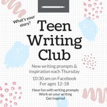 Teen Writing Club