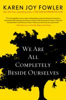 Kamas Book Group: We Are All Completely Beside Ourselves